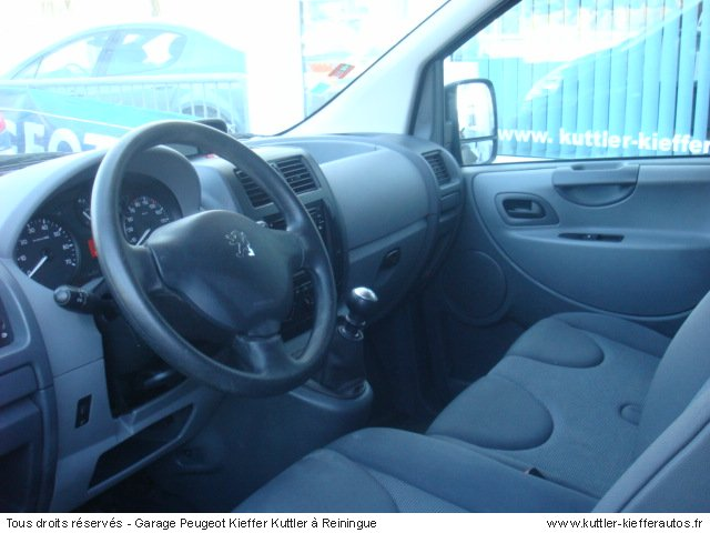 PEUGEOT EXPERT L1H1 HDI 120CV PACK CD CLIM 2009 - Voiture d'occasion