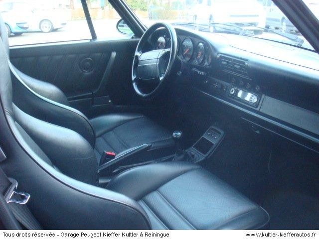 PORSCHE 911 965 3.3L TURBO 1991 - Voiture d'occasion