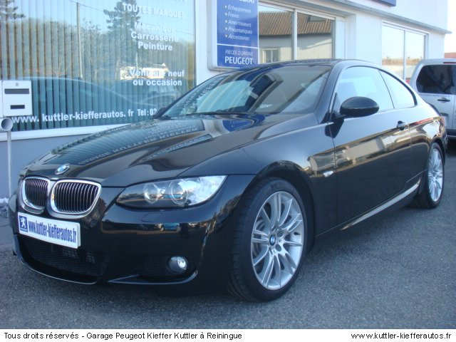 BMW 330 D COUPE SPORT DESIGN  BV6 2007 - Voiture d'occasion