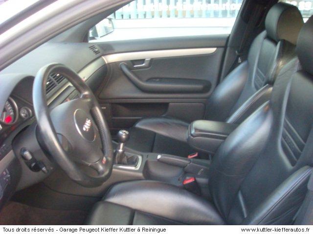 AUDI S4 AVANT V8 344 CV 2003 - Voiture d'occasion