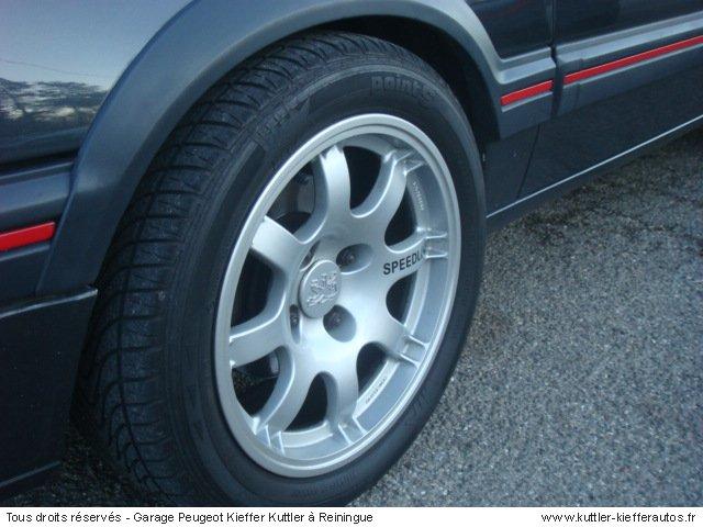 PEUGEOT 205 GTI 1.9L 130CV 1989 - Voiture d'occasion