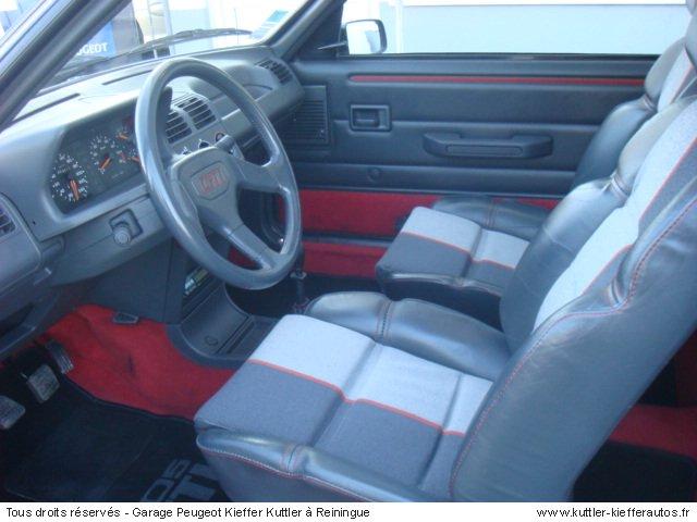 PEUGEOT 205 GTI 1.9L 122CV 1988 - Voiture d'occasion