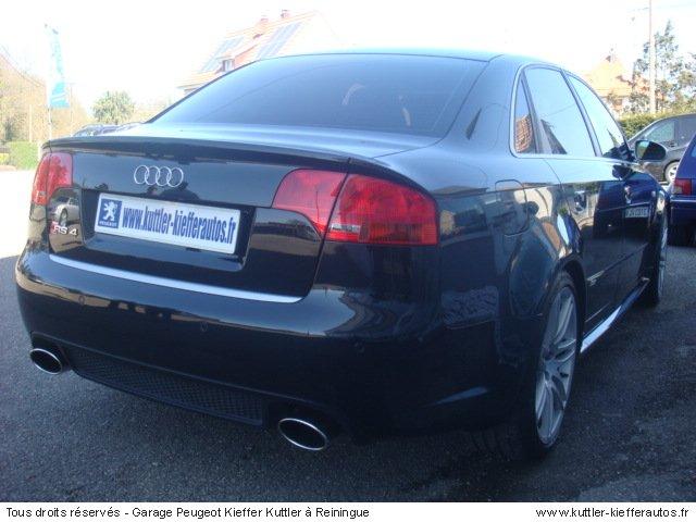 audi a4 rs4 420cv 2006 occasion auto audi a4