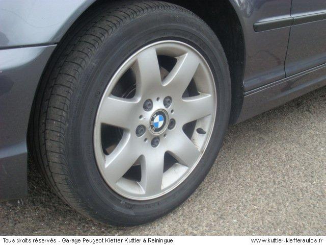 BMW 320 D 150 CV BV6 PACK 2002 - Voiture d'occasion