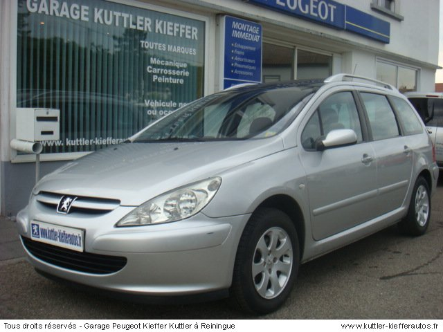 PEUGEOT 307 1.6L 16V ESSENCE 2002 - Voiture d'occasion