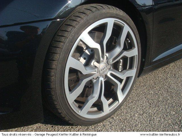 AUDI R8 V10 525CV 2009 - Voiture d'occasion