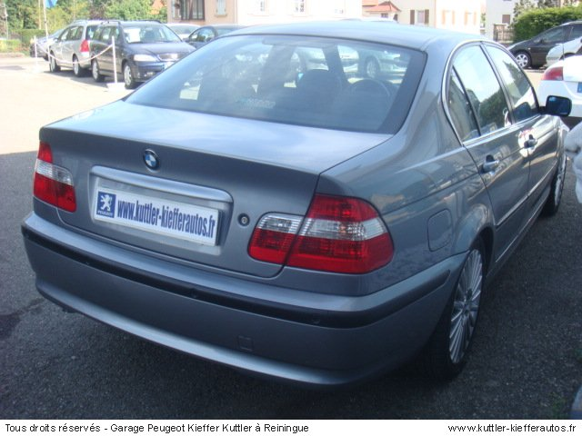 BMW 320 D SPORT 150 CV BV6 2004 - Voiture d'occasion