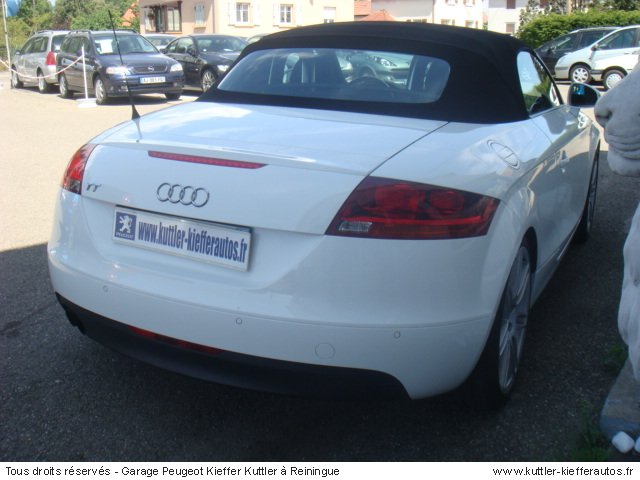 audi tt cab 2 0l tfsi 200cv s line 2007 occasion auto audi tt cab. Black Bedroom Furniture Sets. Home Design Ideas