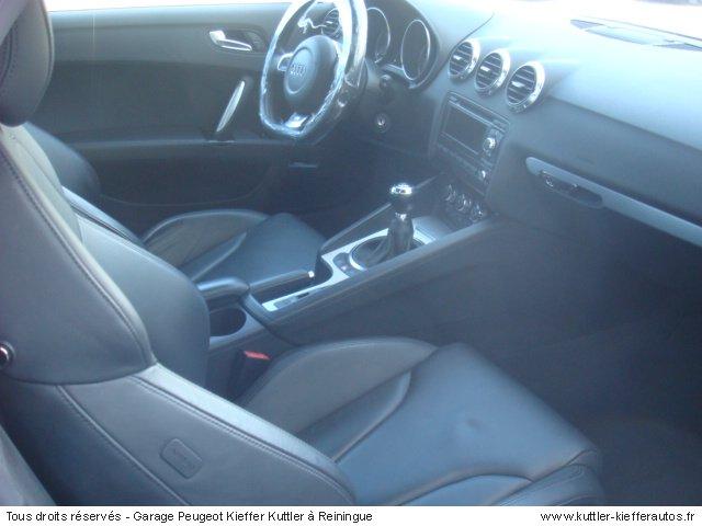 AUDI TT CAB. 2,0L TFSI 200CV S LINE 2007 - Voiture d'occasion
