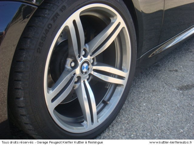 BMW SERIE 6 M6 2006 - Voiture d'occasion