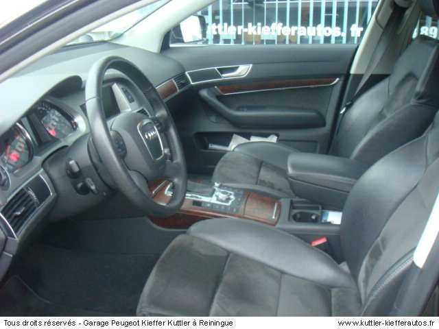 AUDI A6 ALLROAD 3.0 L TDI  S TRONIC AVUS 2007 - Voiture d'occasion