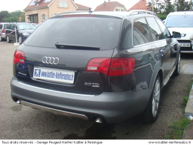 audi a6 allroad 3 0 l tdi s tronic avus 2007 occasion. Black Bedroom Furniture Sets. Home Design Ideas