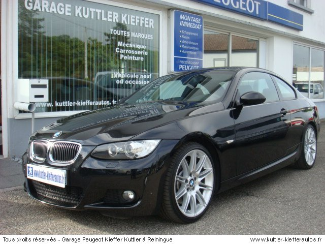 bmw 335i coupe sport design bv6 2007 occasion auto bmw 335i coupe. Black Bedroom Furniture Sets. Home Design Ideas