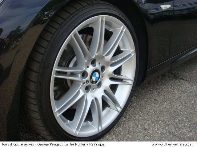 BMW 335I COUPE SPORT DESIGN  BV6 2007 - Voiture d'occasion