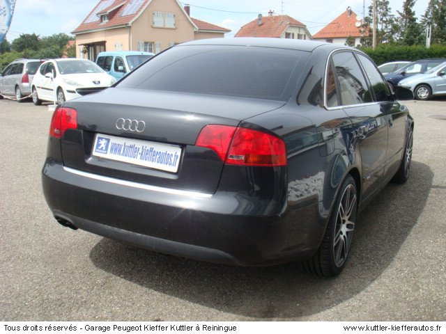 audi a4 ambiente 1 9 tdi 116 cv 2006 occasion auto audi a4. Black Bedroom Furniture Sets. Home Design Ideas