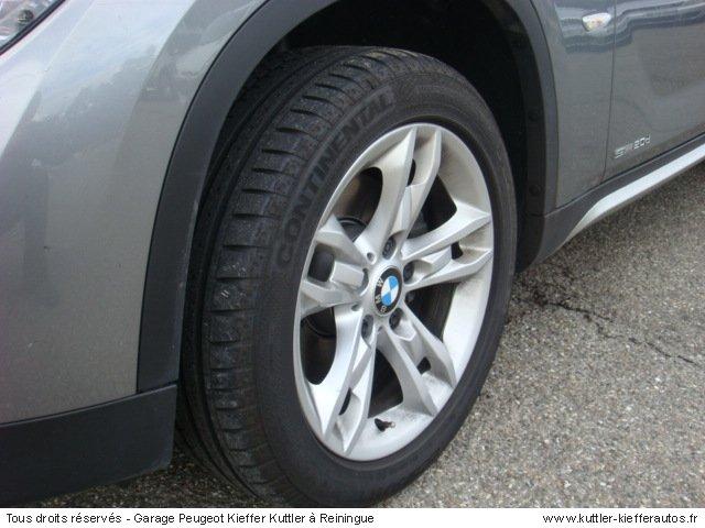 BMW X1 S DRIVE CONFORT 2L BVA 177CV 2010 - Voiture d'occasion