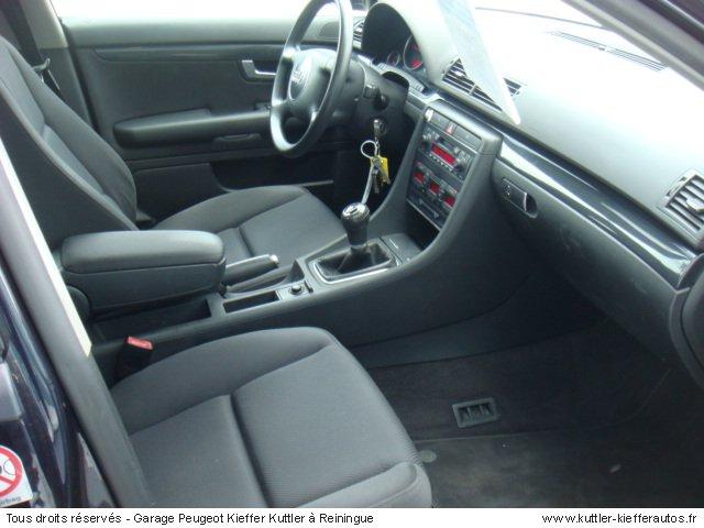 AUDI A4 PACK 1.9L TDI 130CV 2002 - Voiture d'occasion