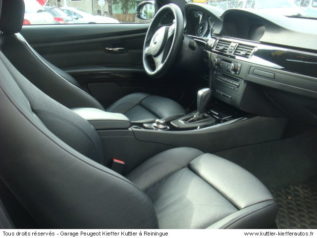 BMW 335I COUPE SPORT DESIGN 306CV BVA 2007 - Voiture d'occasion