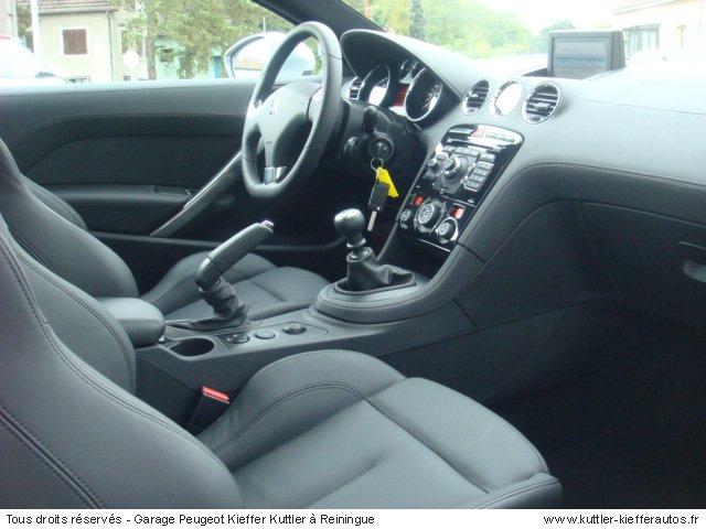 PEUGEOT RCZ 1.6 THP 156CV 2011 - Voiture d'occasion