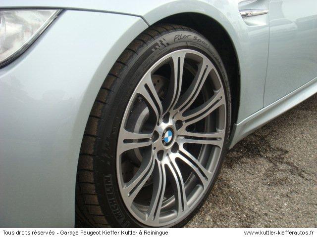 BMW M3 V8 420CV 2007 - Voiture d'occasion