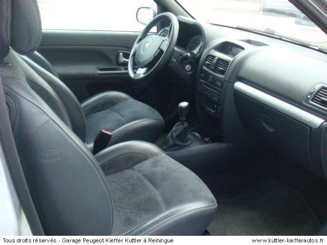 RENAULT CLIO 2 RS 182 CV 2005 - Voiture d'occasion