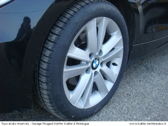 BMW 120 D COUPE EXCELLIS 2009 - Voiture d'occasion