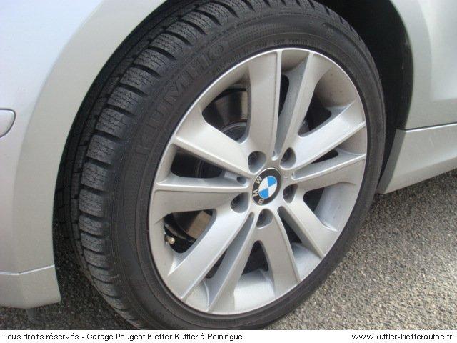 BMW 118 D EXCELLIS 5PT  BVA 2010 - Voiture d'occasion