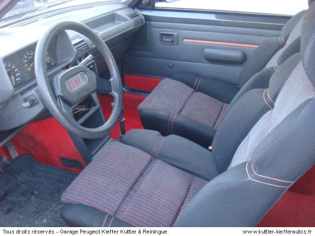 PEUGEOT 205 GTI 1.6L 105 CV 1986 - Voiture d'occasion