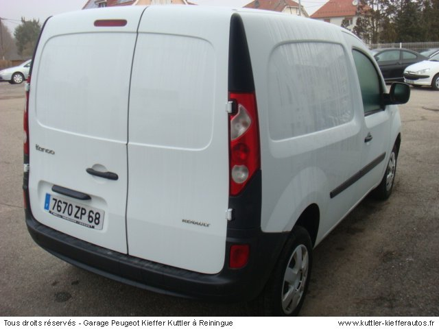 renault kangoo 1 5l dci 70cv 2008 occasion auto renault kangoo. Black Bedroom Furniture Sets. Home Design Ideas