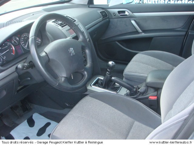 PEUGEOT 407 HDI 136 CV EXECUTIVE 2004 - Voiture d'occasion