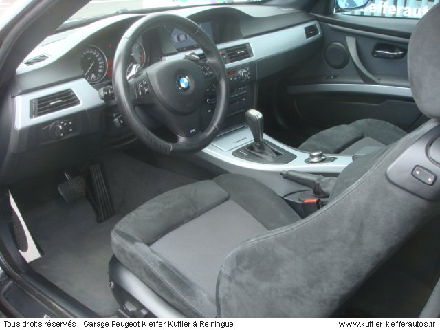 BMW 330 D COUPE SPORT DESIGN BVA 2007 - Voiture d'occasion