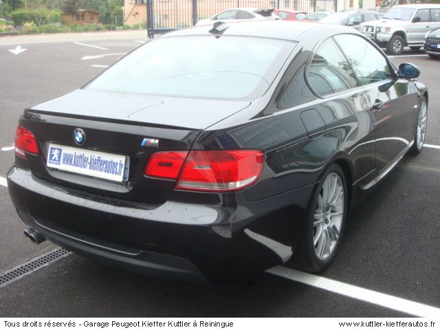 bmw 330 d coupe sport design bva 2007 occasion auto bmw 330 d coupe. Black Bedroom Furniture Sets. Home Design Ideas
