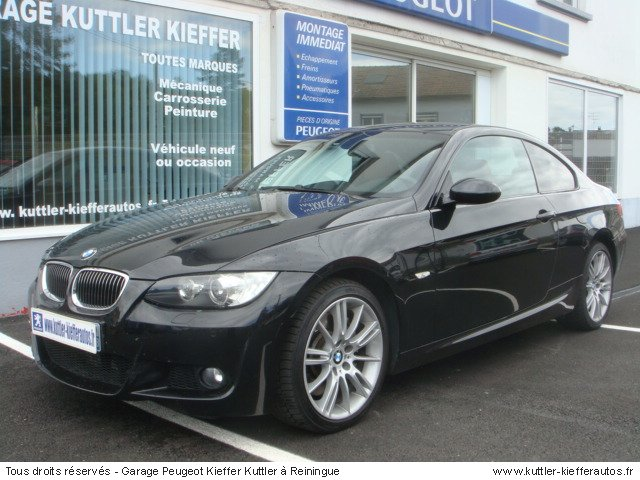 BMW 335 XI COUPE SPORT DESIGN BVA  306CV 2008 - Voiture d'occasion
