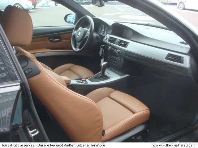 BMW 335 XI COUPE SPORT DESIGN BVA  306CV 2008 - Voiture d'occasion