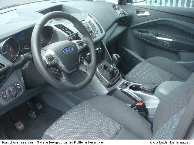 FORD GRAND C-MAX 1.6L TDCI 115CV TREND 2011 - Voiture d'occasion