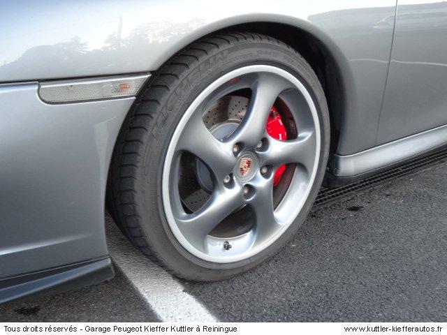 PORSCHE 996 TURBO 420 CV 2001 - Voiture d'occasion