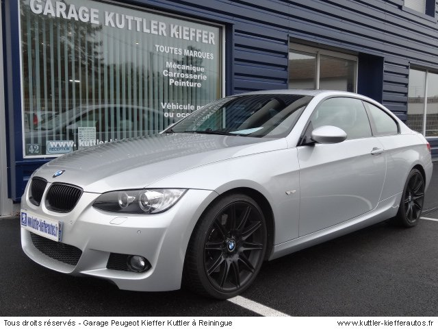 BMW 335D COUPE SPORT DESIGN BVA 2007 - Voiture d'occasion