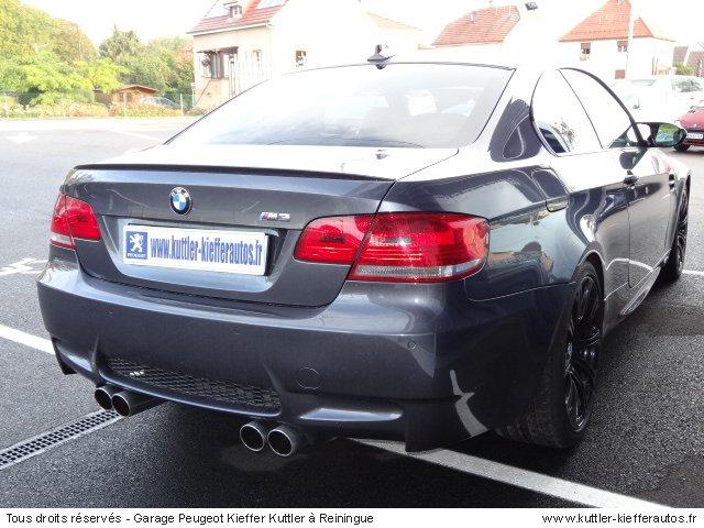 BMW M3 BV6 V8 420 CV 2008 - Voiture d'occasion