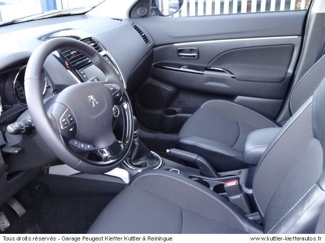 PEUGEOT 4008 HDI 2012 - Voiture d'occasion