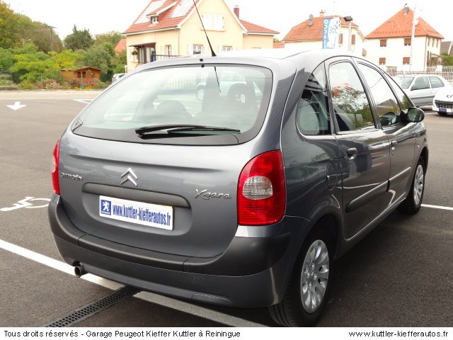 CITROEN PICASSO 1.6L HDI 110CV PACK 2004 - Voiture d'occasion