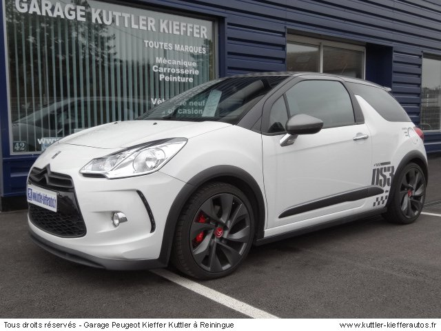 CITROEN DS3 RACING 200 CV  N°55/200 2011 - Voiture d'occasion