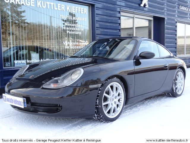 porsche 996 carrera 2 1999 occasion auto porsche 996. Black Bedroom Furniture Sets. Home Design Ideas
