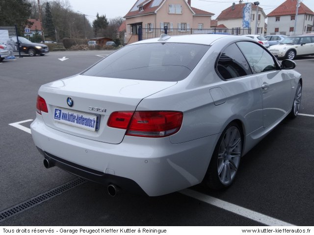 BMW 335 I COUPE SPORT DESIGN 2009 - Voiture d'occasion