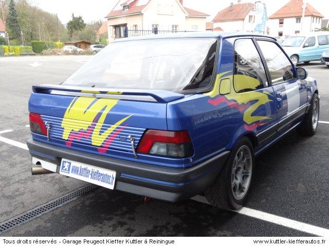PEUGEOT 309 GTI16 1991 - Voiture d'occasion