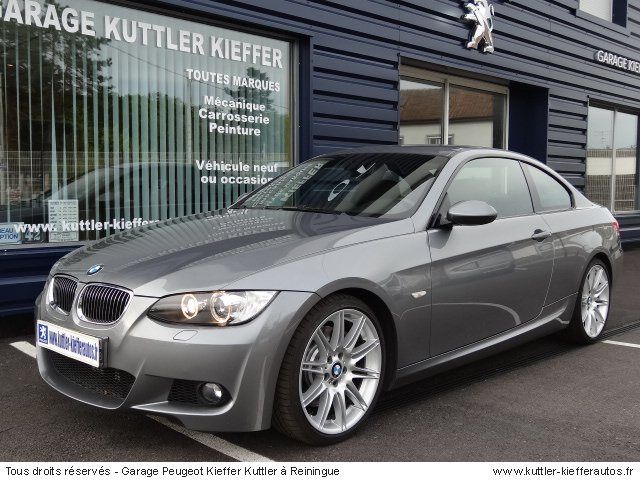 BMW 330 D COUPE SPORT DESIGN BVA 2009 - Voiture d'occasion