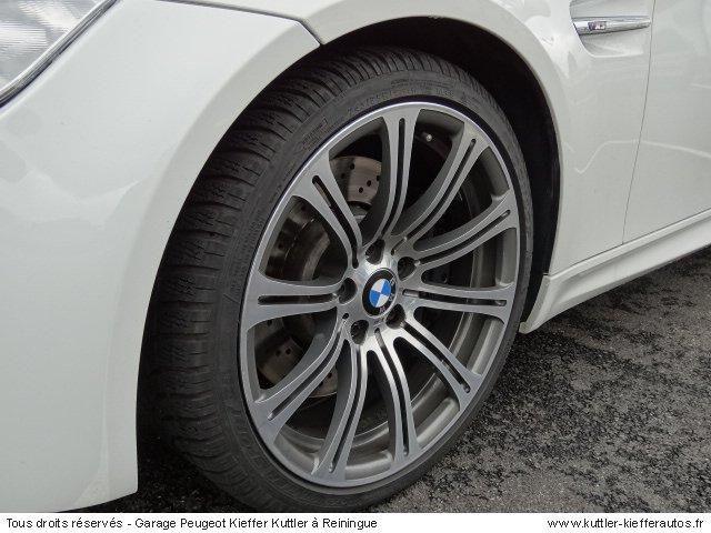 BMW M3 420 CV BOITE DKG 2008 - Voiture d'occasion