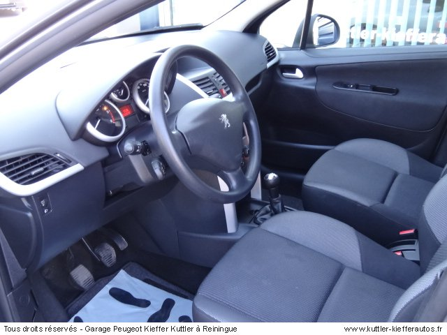 PEUGEOT 207 1.4L HDI TRENDY 2011 - Voiture d'occasion