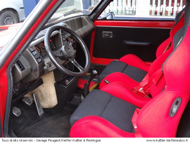RENAULT R5 TURBO 2 1982 - Voiture d'occasion