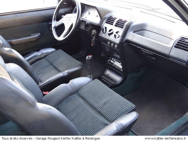 PEUGEOT 205 GTI 1.9L 1993 - Voiture d'occasion