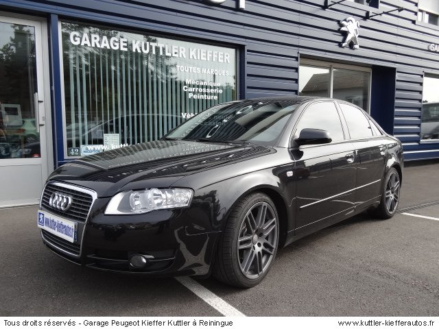 AUDI A4 1.9 TDI 116CV ADVANCED EDITION 2007 - Voiture d'occasion